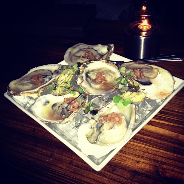 Vinted Wine Bar__oysters