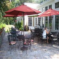 Abigail's Grille & Wine Bar - Patio