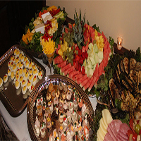Abigail's Grille & Wine Bar - Buffet