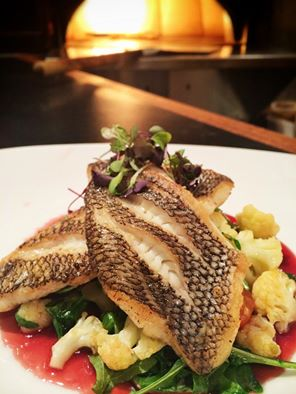 Abigail's Grille & Wine Bar - Black Sea Bass