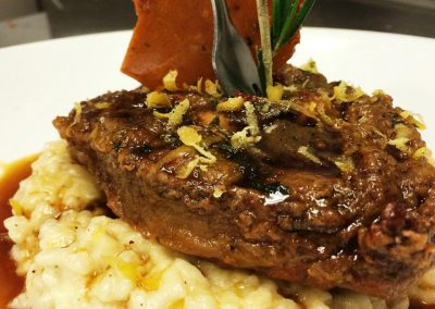 Abigail's Grille & Wine - Veal Osso Bucco