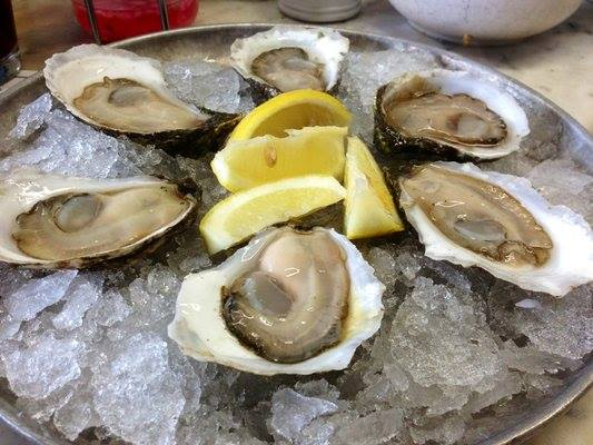 J's Crabshack - Blue Point Oysters