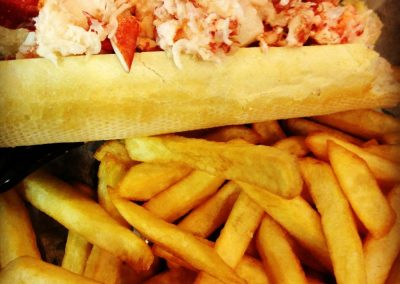 J's Crabshack - Lobster Roll