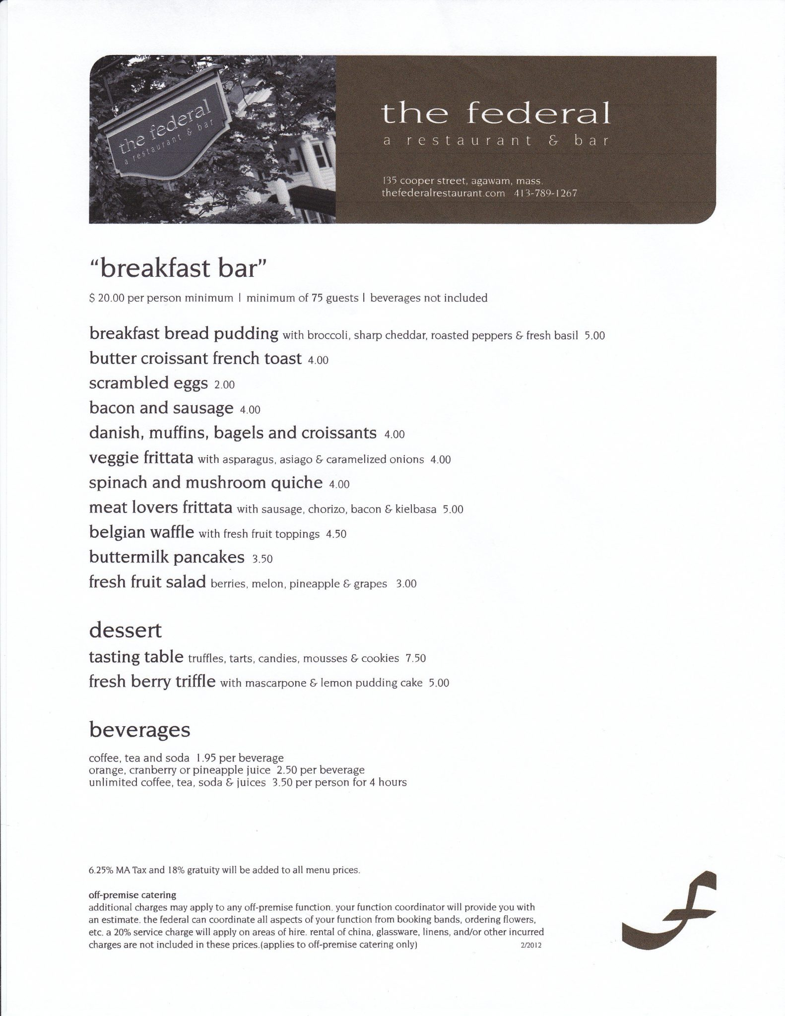 The Federal_NEW_BC_breakfast