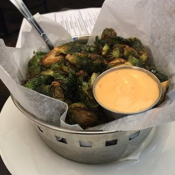Lattitude - Fried Brussel Sprouts