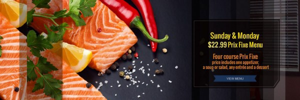 Cal's Wood-Fired Grill & Bar - Dinner Prix Fixe