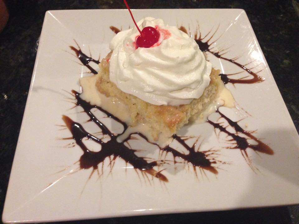 Mi Tierra Restaurant & Lounge - House made Tres Leches