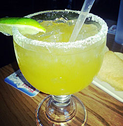 On The Border - Signature On The Border Margarita