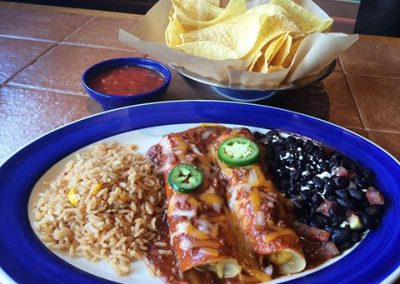 On The Border - Endless Enchiladas Mondays