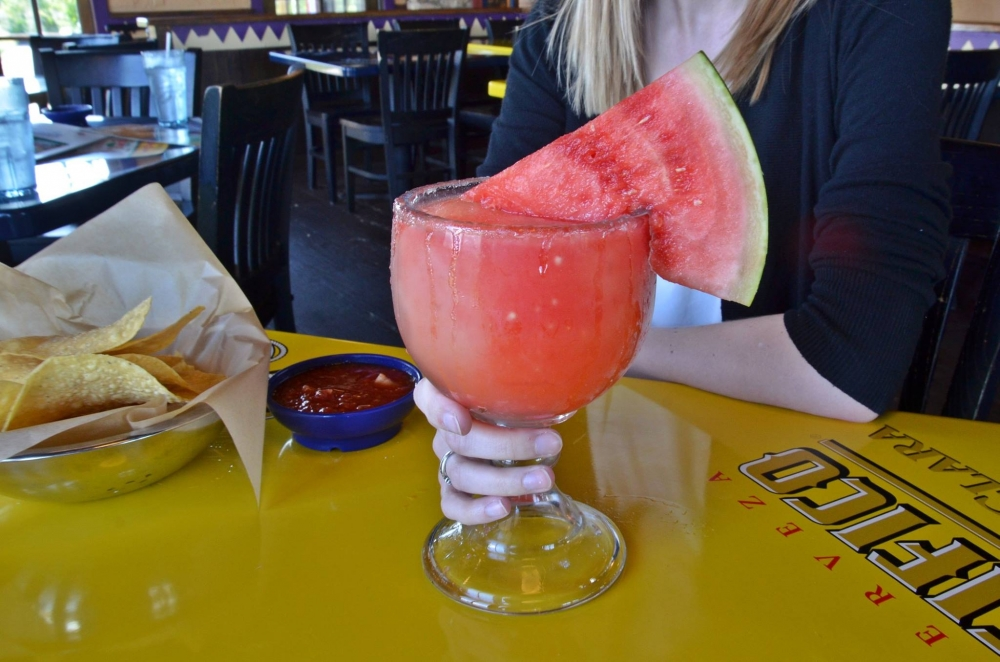 On The Border - Watermelon Margarita