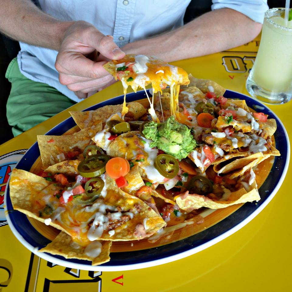 On The Border - Nachos
