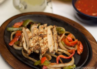 On The Border - Fajita Wednesdays