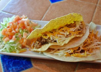 On The Border - Taco Fix Tuesdays