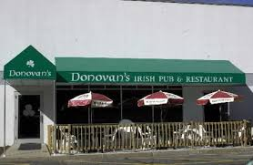 Donovan's Pub - Patio