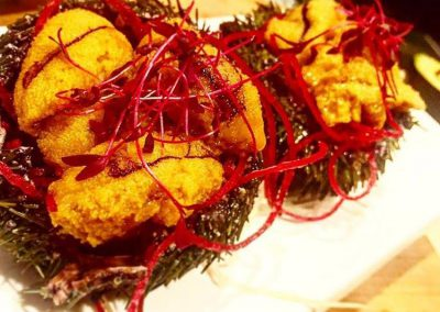 Goten of Japan - Live Sea Urchin